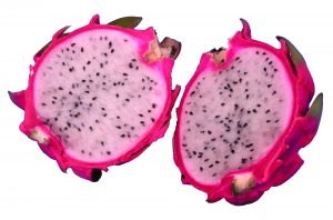 Dragon Fruit Cut