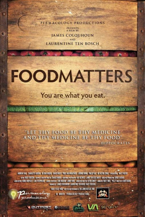 food matters poster
