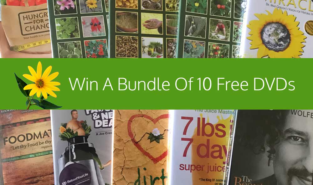 Win A Bundle Of 10 Free DVDs