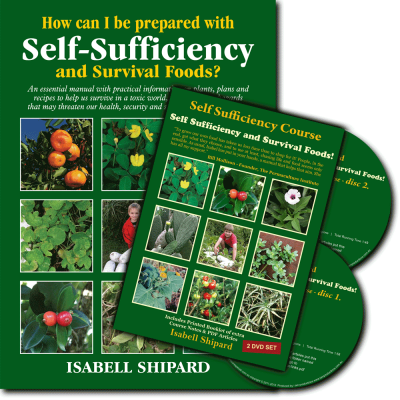 Self Sufficiency - Book and DVD Bundle