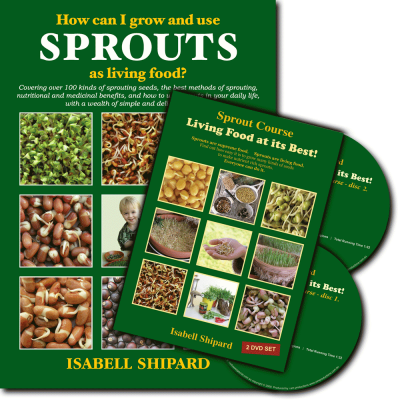 Sprout - Book and DVD Bundle